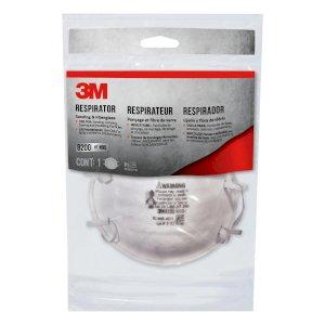 Maschera viso 3M Respirator N95 (maschera coronavirus N95)