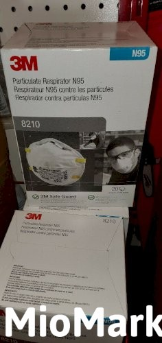 3M Respirator N95 anti virus protection Face Mask