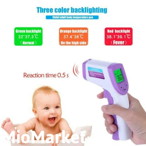 Non-contact Infrared IR Laser Digital Thermometer  New